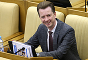 Председатель комитета Госдумы РФ по экологии и охране окружающей среды Владимир Бурматов