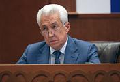 Временно исполняющий обязанности главы Дагестана Владимир Васильев