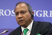 Посол Индии в России Панкадж Саран