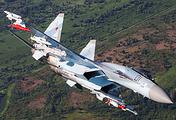 Истребитель Су-35С