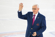 Двукратный олимпийский чемпион Борис Михайлов