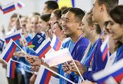 Волонтеры Worldskills Kazan 2019