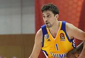 "Баскетболист ""Химок"" Алексей Швед"