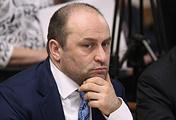 Президент Федерации керлинга России Дмитрий Свищев