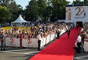 """Церемония открытия XXIX открытого фестиваля российского кино """"Кинотавр"""""""