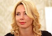 Генеральный директор Единой лиги ВТБ Илона Корстин