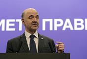 Еврокомиссар по экономическим и финансовым вопросам Пьер Московиси