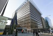 Вид на здание Совета ЕС