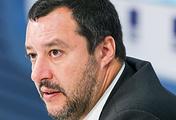 Вице-премьер, глава МВД Италии Маттео Сальвини