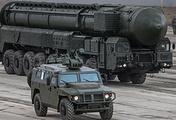 """Пусковая установка подвижного ракетного комплекса """"Тополь-М"""""""