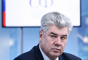 Председатель комитета Совета Федерации РФ по обороне и безопасности Виктор Бондарев