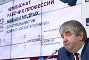 Руководитель Федеральной службы по труду и занятости Всеволод Вуколов