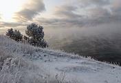Вид Байкала