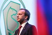 Президент Международной шахматной федерации Аркадий Дворкович