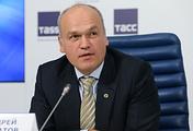 Президент Федерации шахмат России Андрей Филатов
