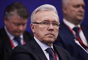 Губернатор Красноярского края Александр Усс
