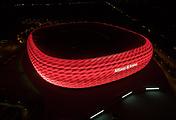 "Стадион ""Альянц-Арена"" в Мюнхене"