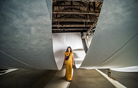 Выставочный павильон Индонезии