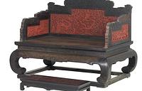 Императорский трон. Эпоха Цин (1644–1912 гг.)