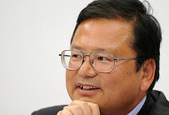 Chairman of the Japanese Business Club Hiroshi Meguro