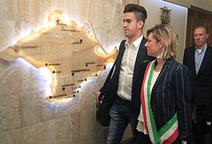 Italian lawmakers in Crimea