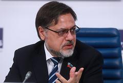 LPR envoy Vladislav Deynego
