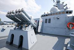 Project 22350 frigate
