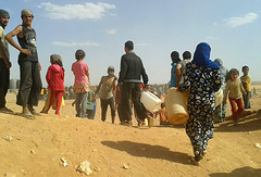 Rukban refugee camp