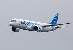 MC-21 passenger jet