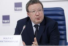 Руководитель Всероссийского института научной и технической информации РАН Марат Биктимиров