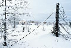Места сталинских лагерей в Якутии