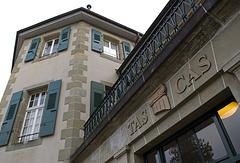 Штаб-квартира CAS в Лозанне