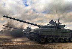 Танки Т-90С