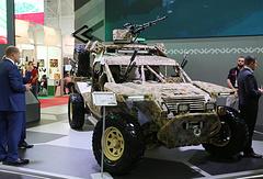 """Боевая машина спецназа """"Чаборз М-6"""""""