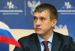 Исполняющий обязанности президента РФС Александр Алаев
