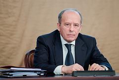 Глава ФСБ РФ Александр Бортников