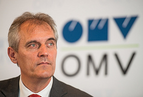 CEO of Austrian OMV Rainer Seele