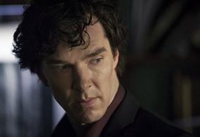 "Кадр из сериала ""Шерлок"""