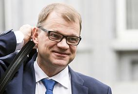 Премьер-министр Финляндии Юха Сипиля