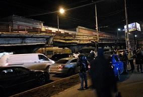 Шулявский мост в Киеве