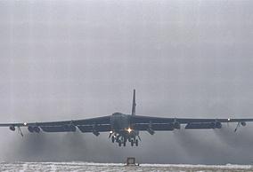 Стратегический бомбардировщик B-52