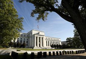 Здание Федеральной резервной системы в Вашингтоне
