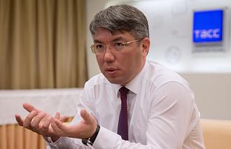 Временно исполняющий обязанности главы Бурятии Алексей Цыденов