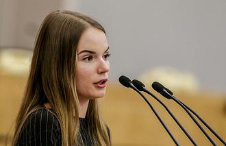 Александра Балковская (Саша Спилберг)