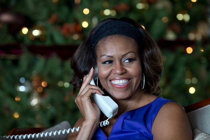 In the American media, Michelle Obama is often compared to Jacqueline Kennedy and Princess Diana. Michelle is the first African American First Lady in the U.S.