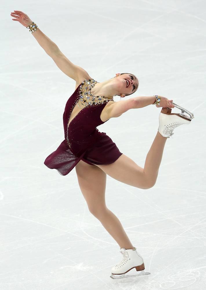 Kaetlyn Osmond of Canada
