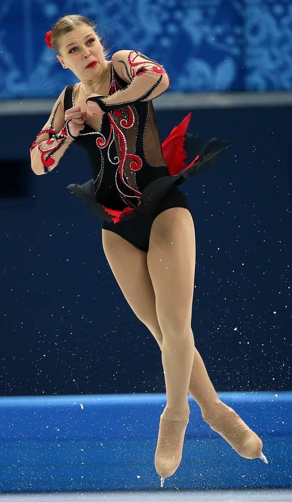 Nicole Rajicova of Slovakia
