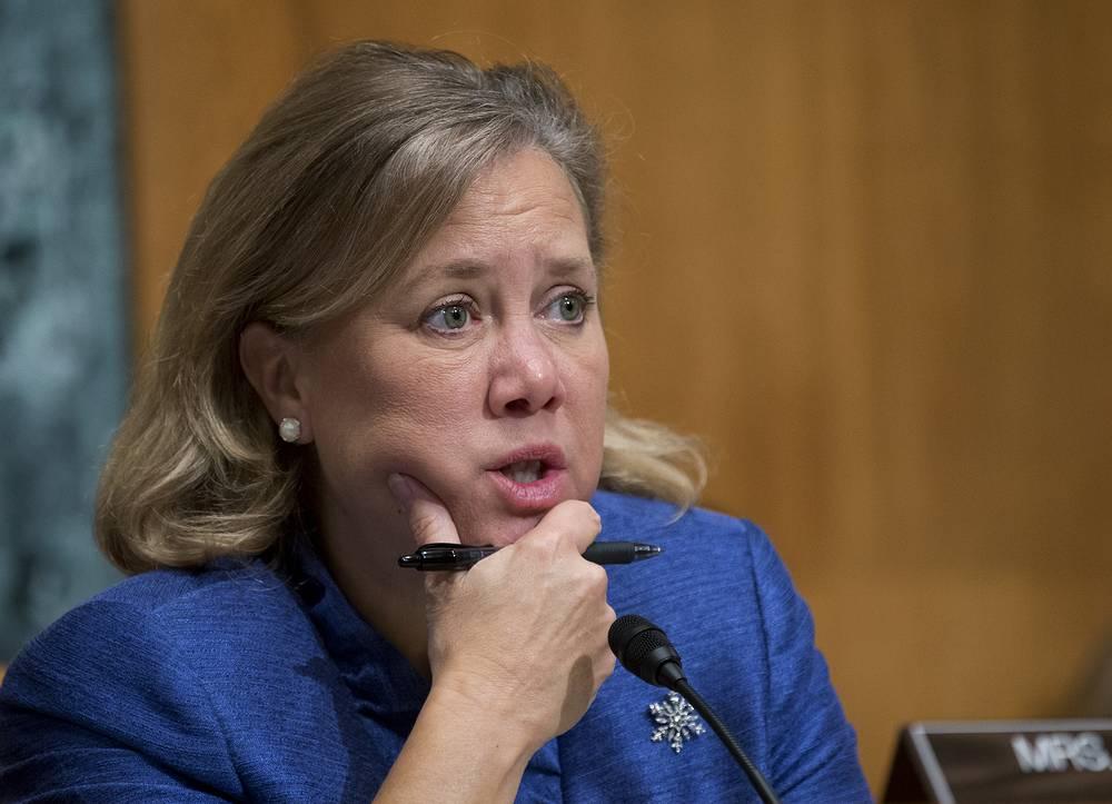 Mary Landrieu, senator