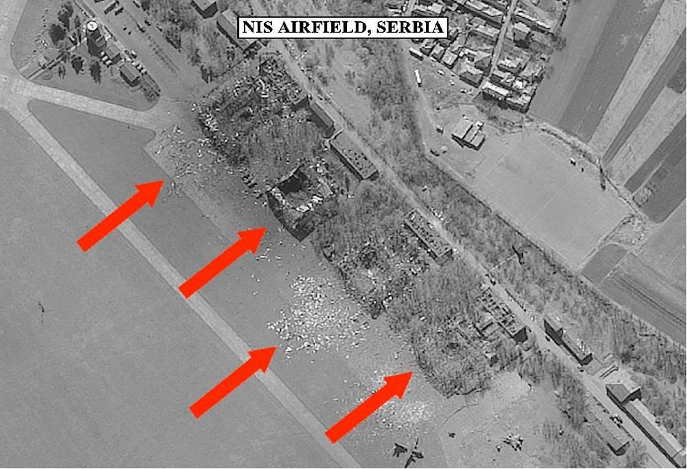 Nis airfield