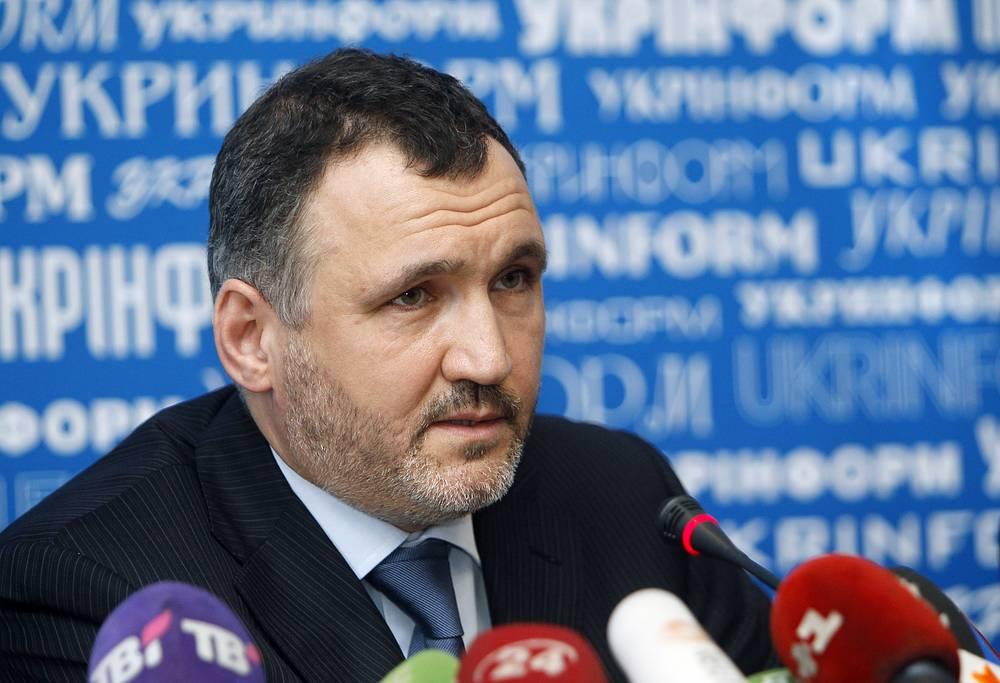 Former deputy prosecutor general Renat Kuzmin